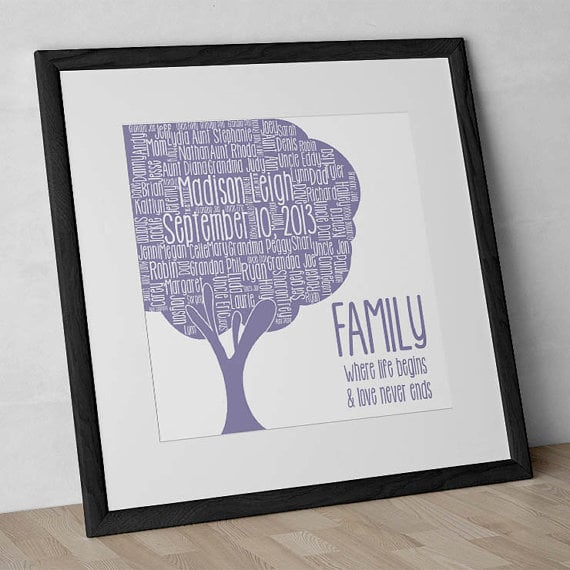 A New Family Tree