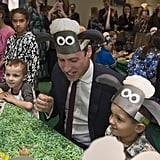 When William Wore a Shaun the Sheep Hat