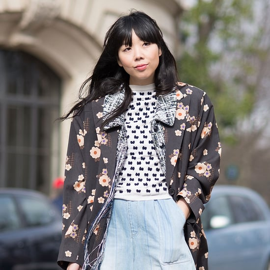 Curtain Bangs With Long Hair Inspiration