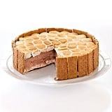 Get the recipe: s'mores ice cream cake