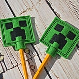 Minecraft Pencil Topper