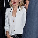 Naomi Watts celebrated the premiere of The Impossible.