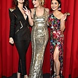 Spring Breakers stars Selena Gomez, Ashley Benson and Vanessa Hudgens looked fantastic at the German premiere of the new film on February 19.