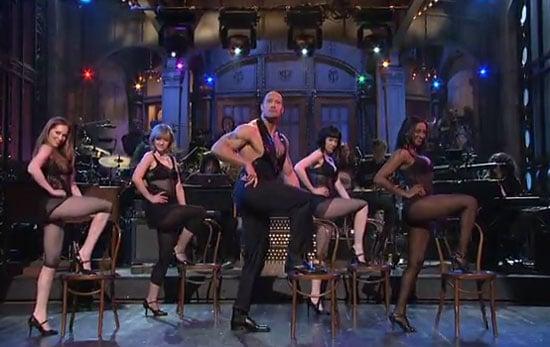 Monday Pick-Me-Up: Dwayne Johnson's SNL Showtune