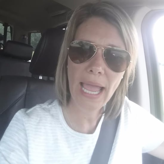 Mom's Funny Video Rant About Half Days