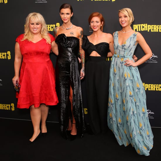 Pitch Perfect 3 Premiere Pictures
