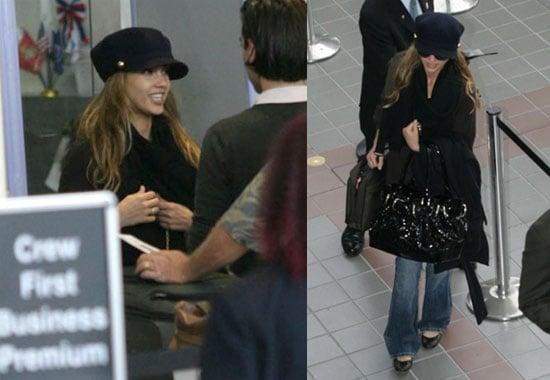 Jessica Alba Headed to Broadway? Okay!