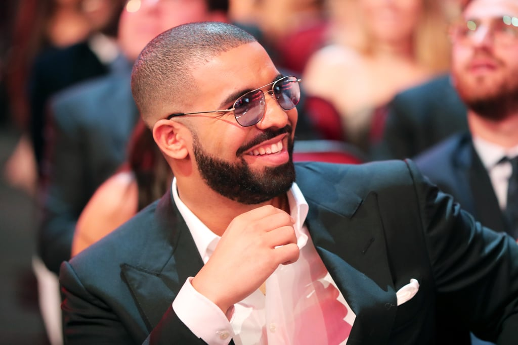 Pictured: Drake