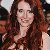 Bryce Dallas Howard With Dark Red Hair