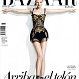 Harper's Bazaar Spain September 2012