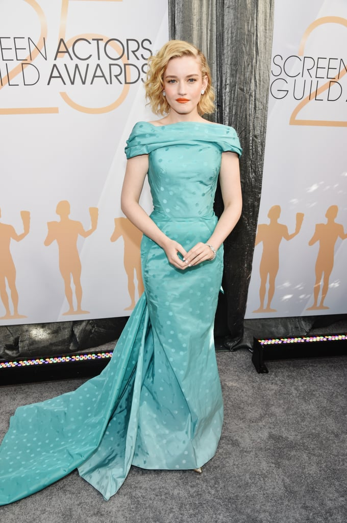Julia Garner at the 2019 SAG Awards