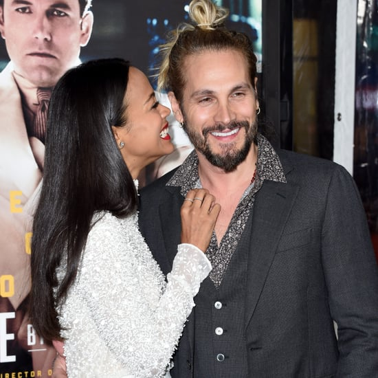 Zoe Saldana Quotes About Sex With Husband Marco Perego