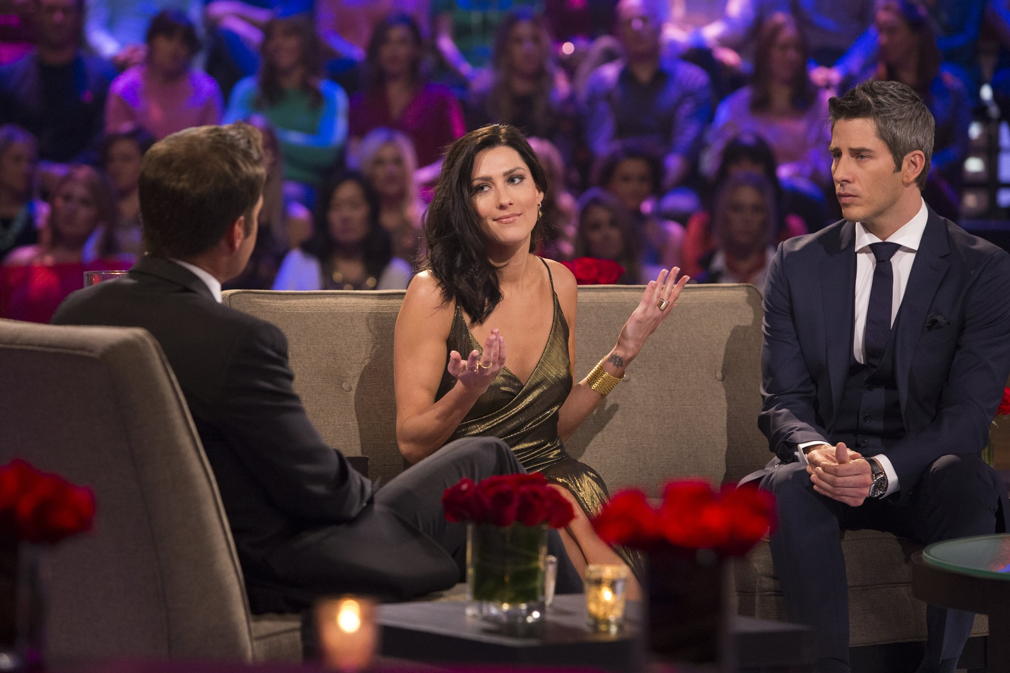'The Bachelor': Arie & Lauren Reveal They've Considered Eloping After Dramatic Engagement