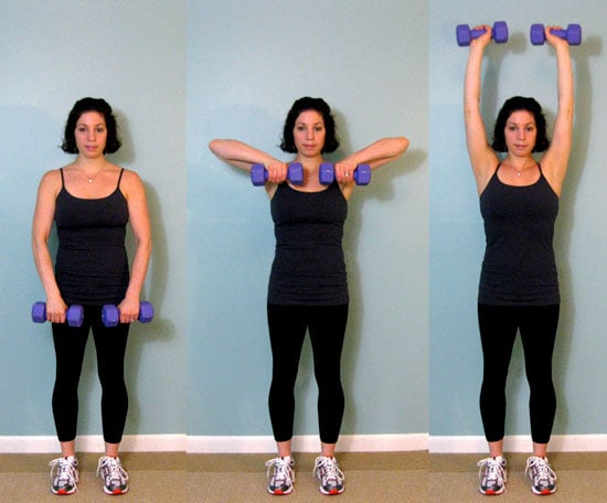How to Tone Your Shoulders and Upper Back