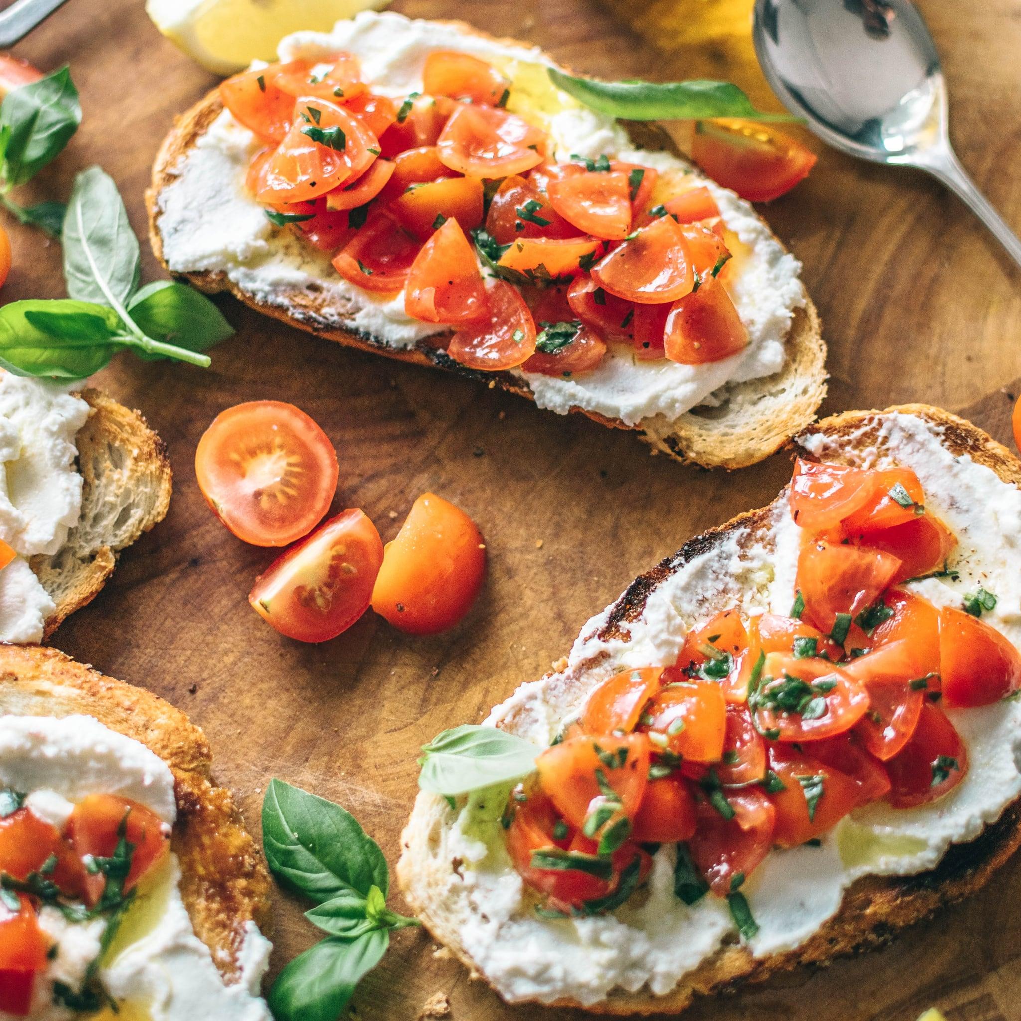 Ricotta Toast Recipes From TikTok | POPSUGAR Food