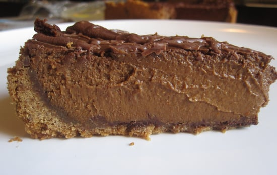 Triple Chocolate Pumpkin Pie Recipe