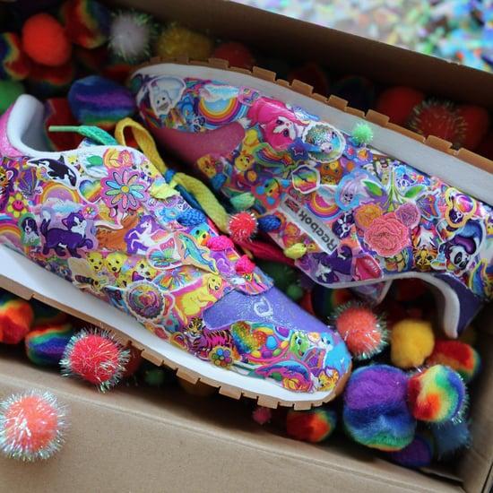 Lisa Frank Reebok Sneakers