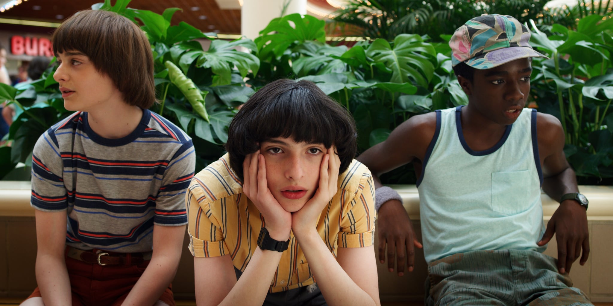Is Will Byers Gay in Stranger Things? | POPSUGAR Entertainment