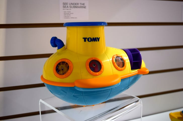 Tomy See Under The Sea Submarine New Kid And Baby