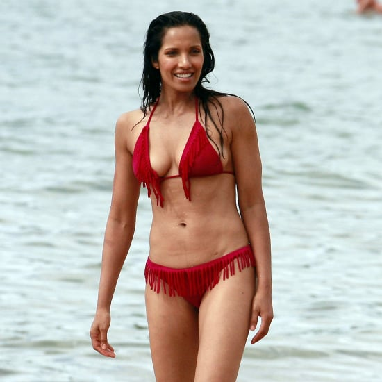 Padma Lakshmi in a Bikini in Hawaii | Pictures