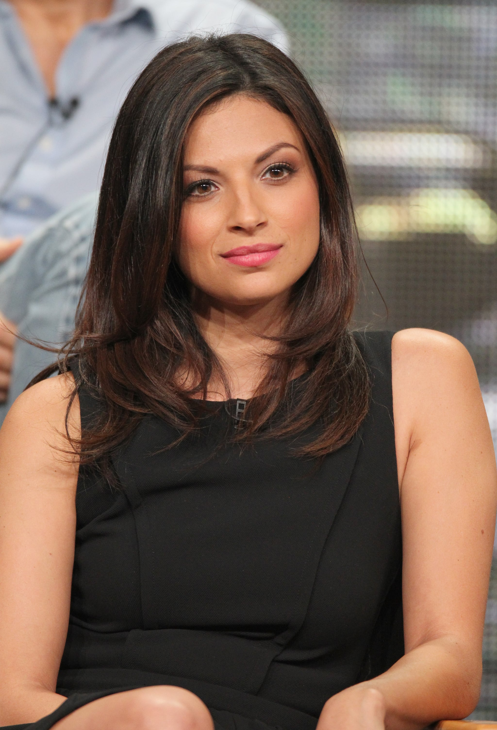 Floriana Lima plays a nurse in the show.