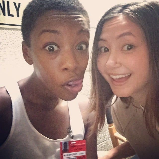 writer of oitnb dating poussey and soso