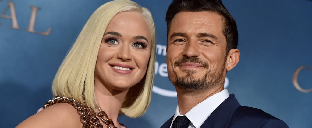 What Did Katy Perry and Orlando Bloom Name Their Baby Girl?