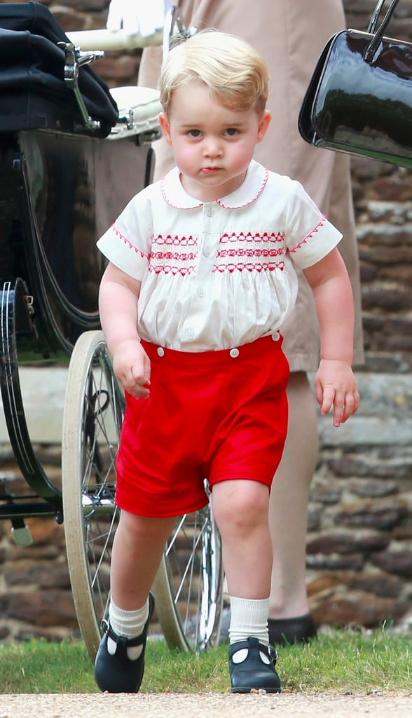 Funny Pictures of Prince George and Princess Charlotte