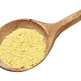 "Typically found in powder or flake form, nutritional yeast is cultivated from a deactivated yeast strain, and as Cameron can attest, it's more palatable than it sounds. The actress told Dr. Oz she adds nutritional yeast to eggs, salad, and even oatmeal, since it ""tastes just like parmesan cheese."" Beyond the flavor factor, nutritional yeast is an easy way to incorporate more B vitamins into a plant-based diet without taking additional supplements."