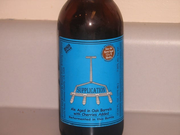 Russian River Brewing Company's Supplication