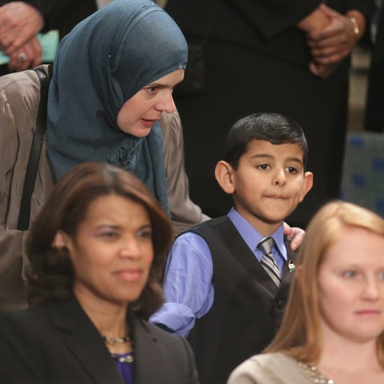 9-Year-Old Syrian Refugee at State of the Union 2016