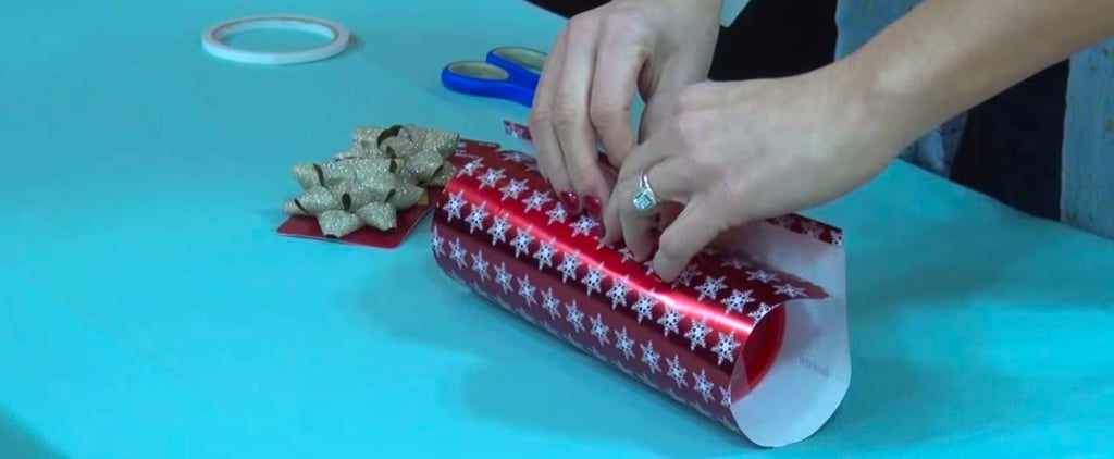 Learn How to Wrap This Awkwardly Shaped Gift in Just Minutes