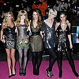 Sequins Always Reigns on the Red Carpet