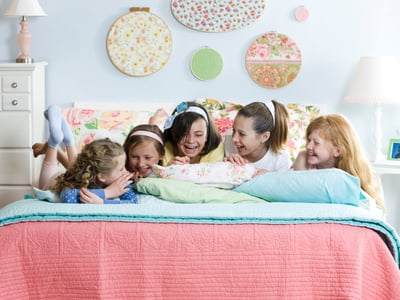Decorating Tricks That Grow With Your Child