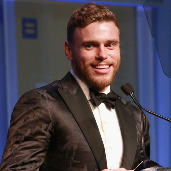 Gus Kenworthy Interview at the HRC Gala 2018