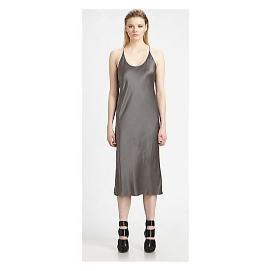 Dress, approx $357, Alexander Wang at Saks Fifth Avenue