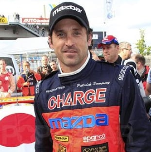 Patrick Dempsey Pictures at Le Mans