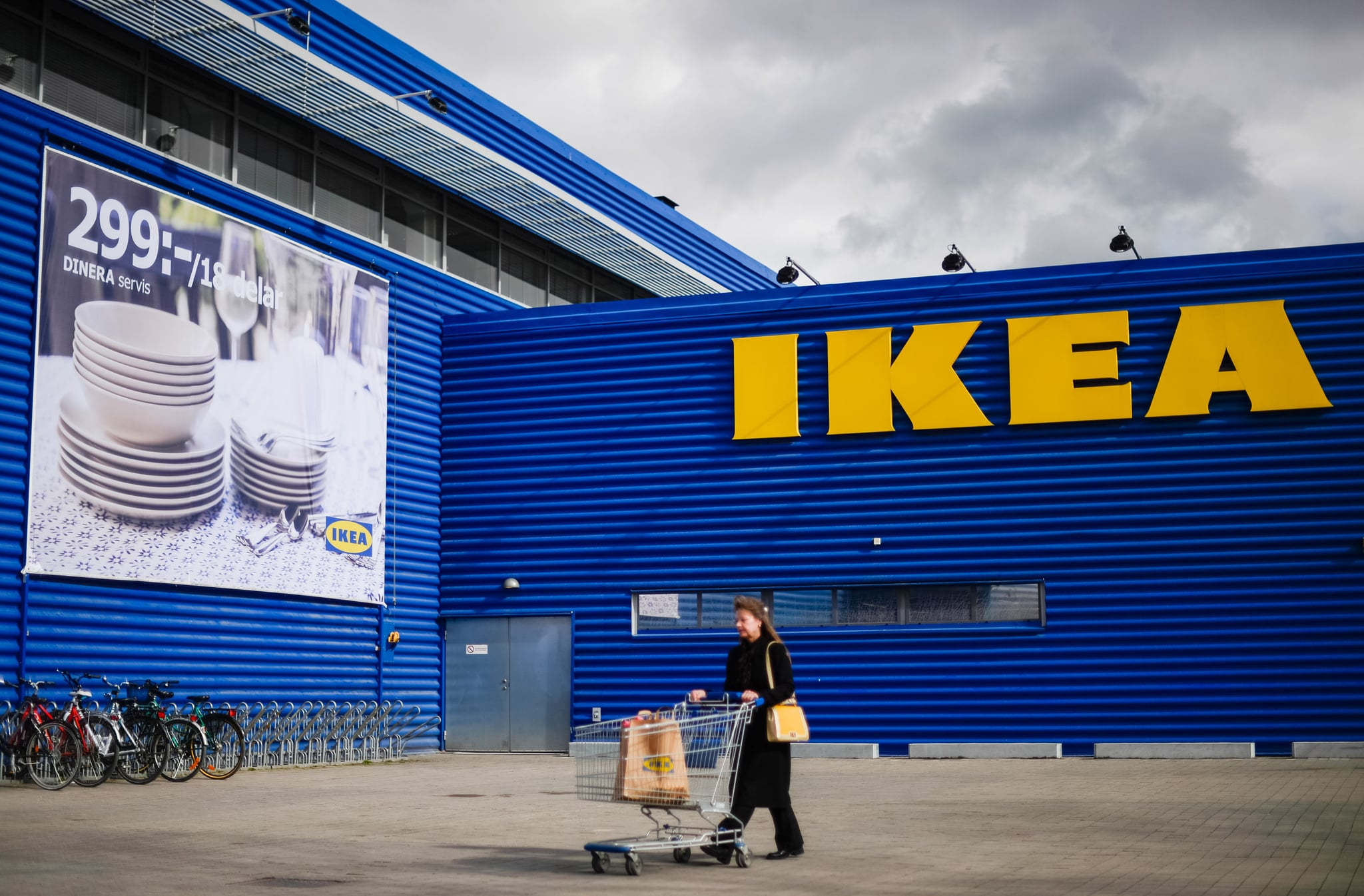 Ikea Border Wall Popsugar News