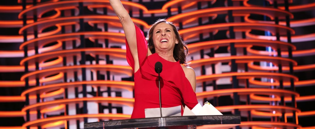 Molly Shannon Acceptance Speech at 2017 Spirit Awards