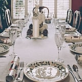 Use Real Dishware and Silverware