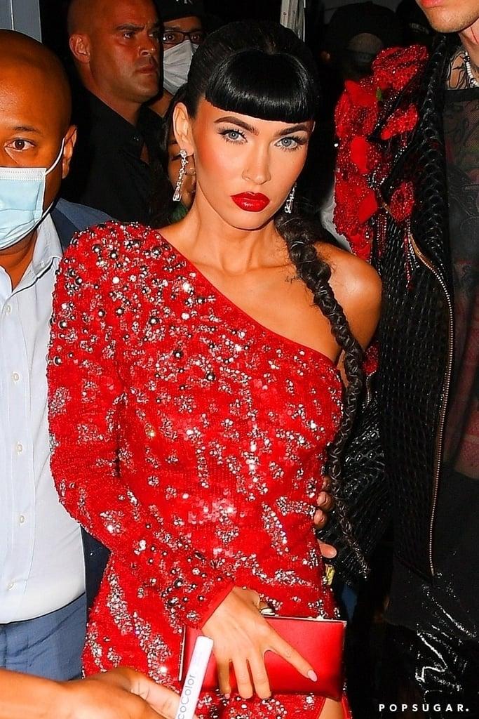 Megan Fox's Dundas x Revolve Dress at Met Gala Afterparty