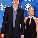 Kristin Chenoweth and Date, 2002
