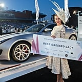 Best Dressed Women at the Dubai World Cup 2016
