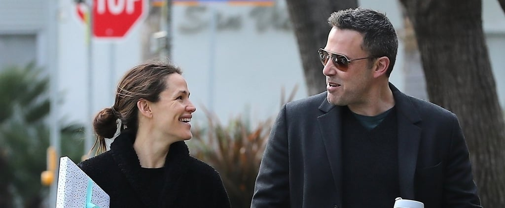 Jennifer Garner and Ben Affleck Out in LA February 2019
