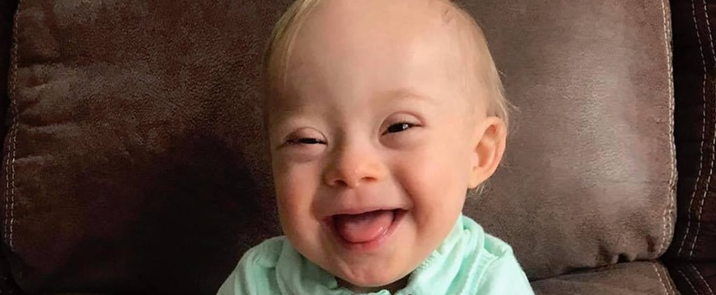 Introducing Lucas, the First Gerber Baby With Down Syndrome (and Your New Favorite Human)