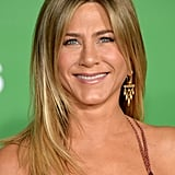 If you have down-turned eyes like Jennifer Aniston