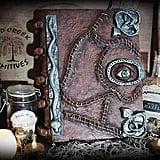 Hocus Pocus-Inspired Spell Book