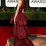 Even from the back, the look was super glam. We love it, Zendaya!