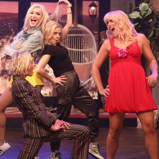 White Chicks Cast Recreates Dance Battle Busy Tonight Video