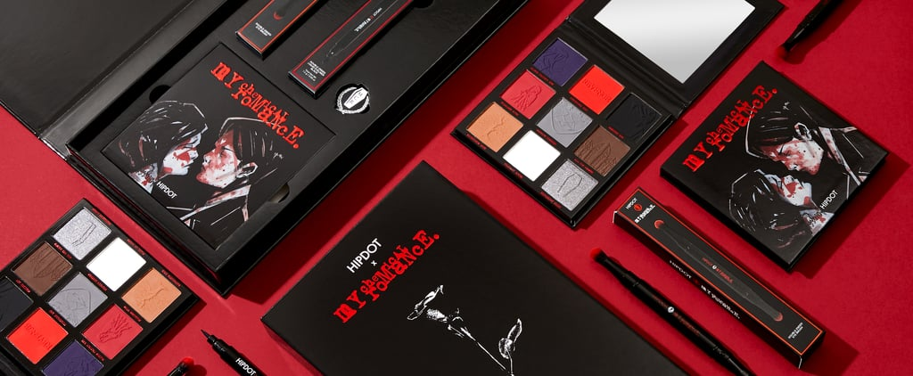 My Chemical Romance's Makeup Collection With Hipdot